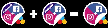 Pacote Facebook + Instagram - Expert