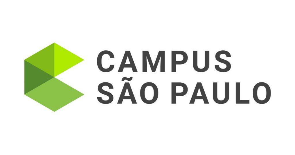 logo do campus do Google em São Paulo