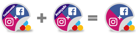Pacote Facebook + Instagram Expert