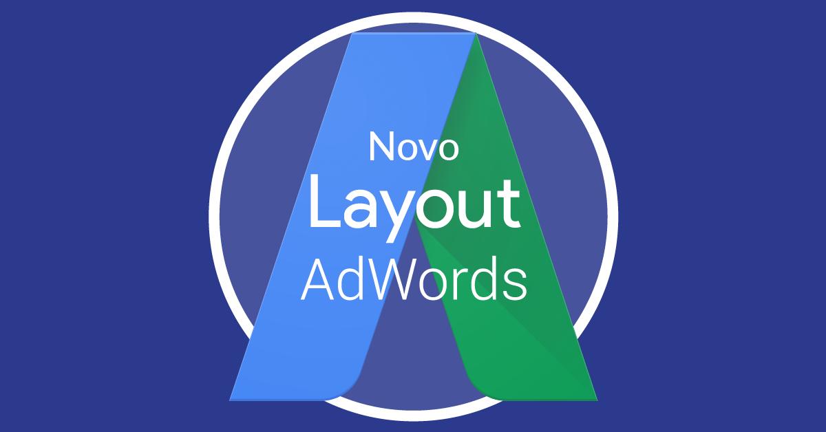 banner nova interface do Google Adwords fundamentals Goobec