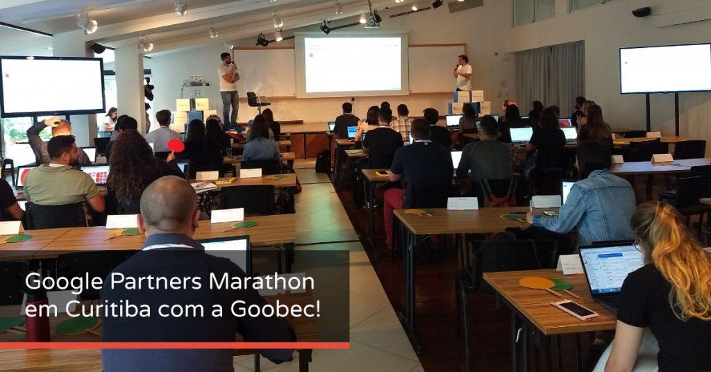 equipe goobec durante o treinamento para o Google em Curitiba. width=