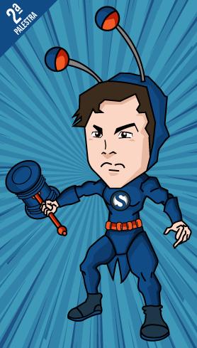 Ilustração Search Man