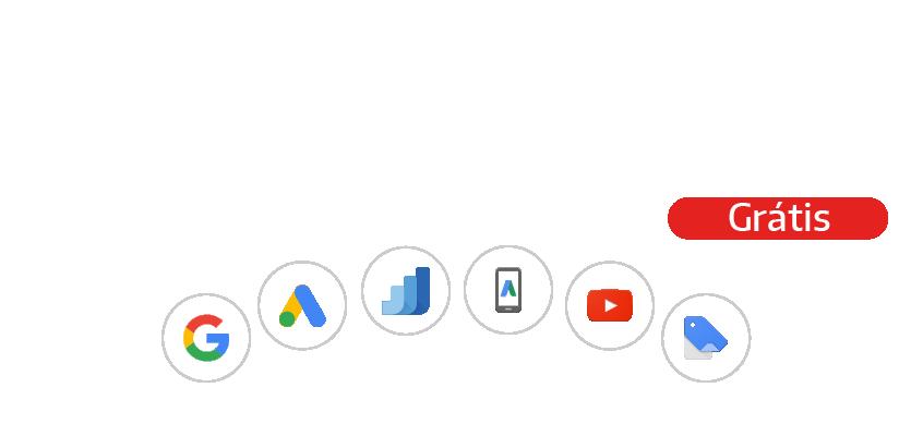 Imagem do Logo da Maratona de Certificação Google