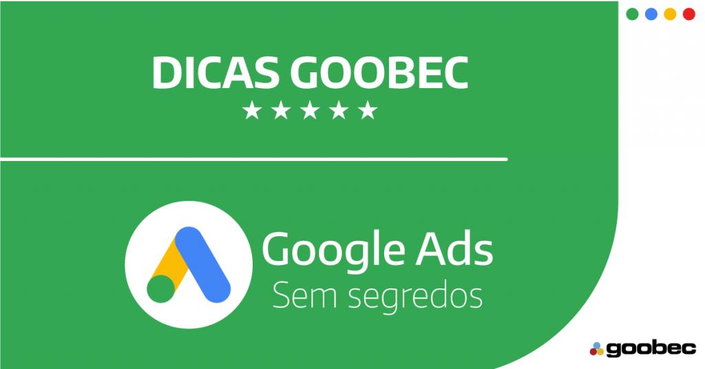 banner da goobec dicas de google ads