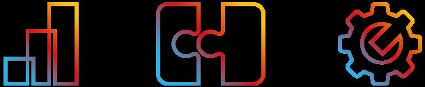 Imagem ilustrando os 3 logos dos produtos da Goobec Consultoria