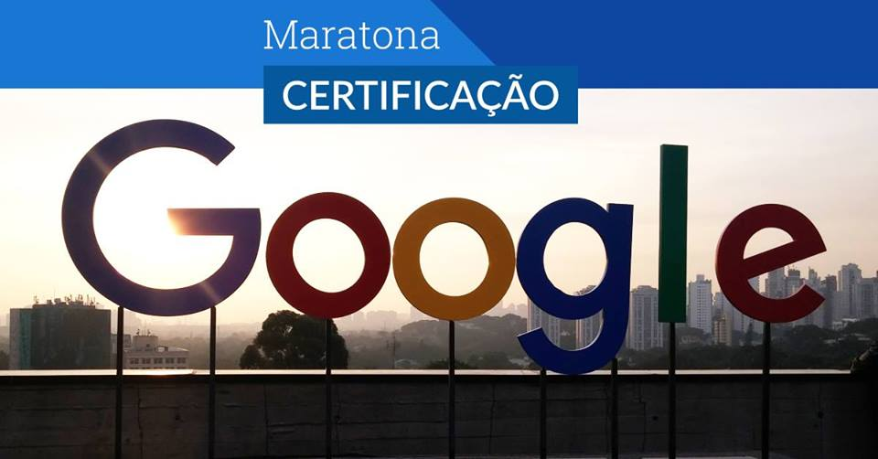 Maratona Google de Certificação