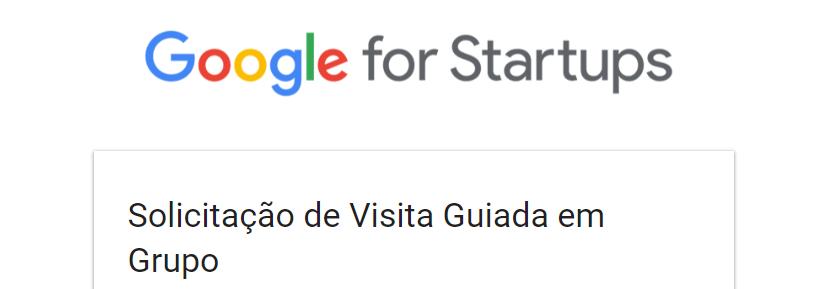 como visitar o campus do Google em São Paulo