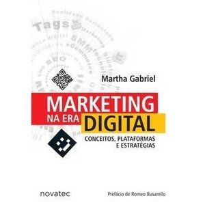 Capa do livro Marketing na Era Digital
