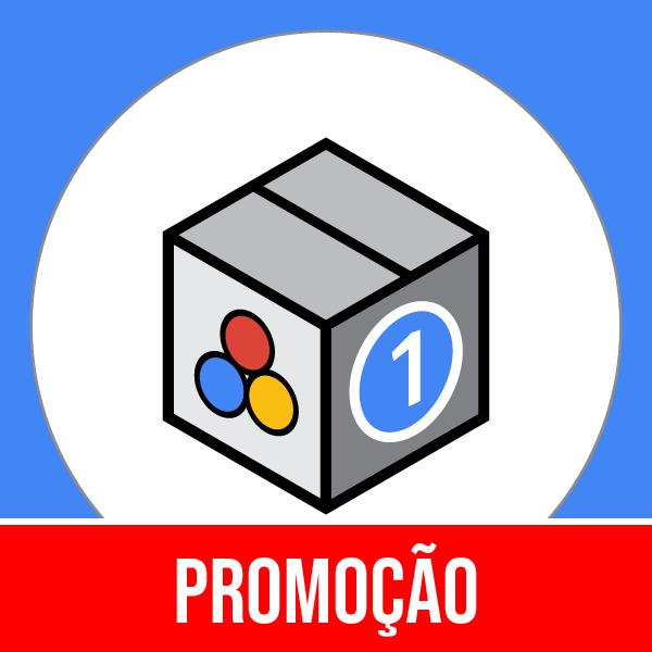 Pacote 1 Marketing & Publicidade com 50% OFF