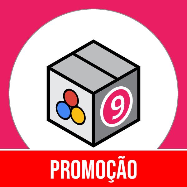 Pacote 9 Publicidade, Métricas, Performance & Midia Social com 50% OFF