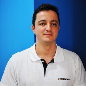 Foto do Sócio Diretor da Goobec Rodrigo Camara