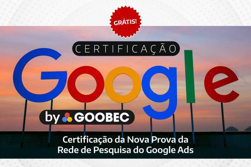 Cursos Grátis da Certificação Google