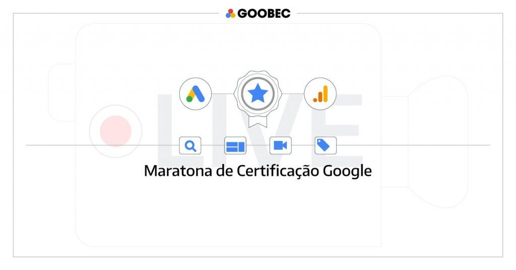 banner da Maratona Google by Goobec março de 2020