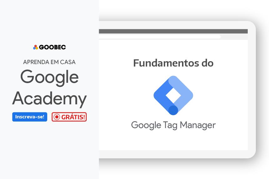 Aula Grátis de Google Tag Manager