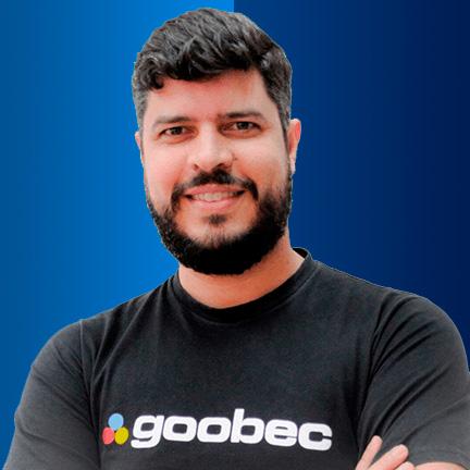 Daniel Santos, instrutor da Goobec e especialista em Google Analytics