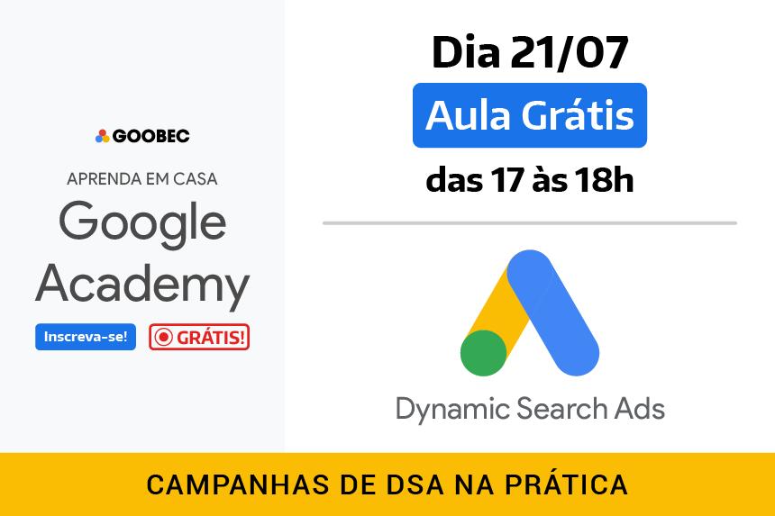 Aprenda a fazer Campanhas de DSA no Google Ads