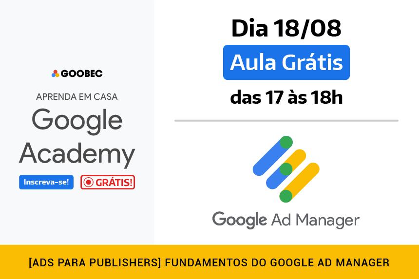 curso gratis google ad manager