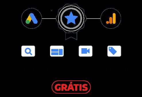 Imagem ilustrando o logo da Maratona de Certificação Google