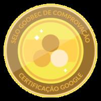 Selo da Certificação Google Ads by Goobec