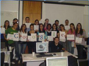 A primeira turma da Goobec Brasil