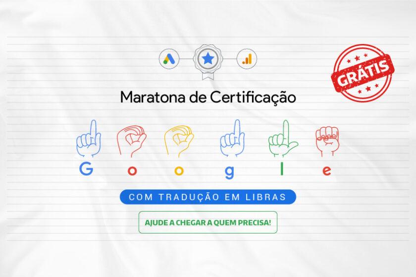 Certificação Google em Libras