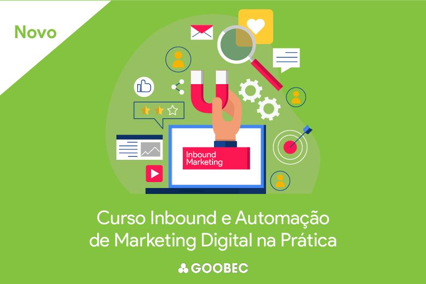 Curso de Inbound Marketing e CRM Digital